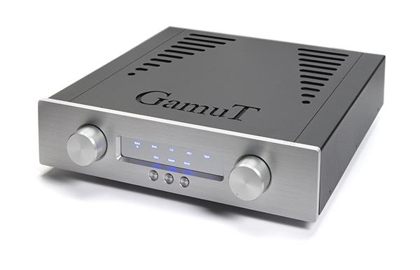 Pré Amplificador GamuT Audio D-3i Prata