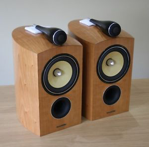 Caixas acústicas B&W 805 D 2