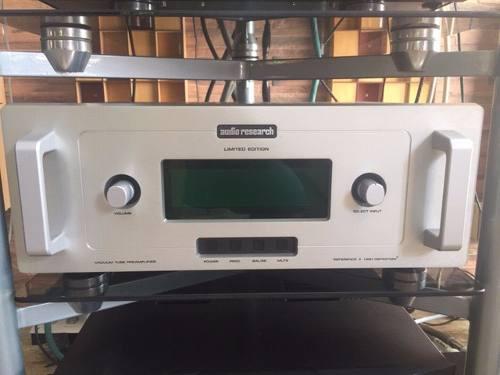 Pré Amplificador Audio Research Ref.3 L.E.