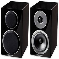 Gato Audio –  Caixas Acústicas FM-8 Black Piano